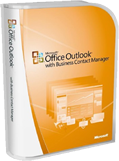Outlook with Business Contact Manager
